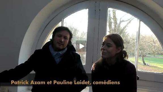 """Vidéo """"Ma Mère qui chantait sur un phare"""" (1/4), le propos du spectacle"""