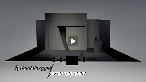 """Vidéo """"Chien ou Loup"""", m.e.s. J.-C. Barbaud - Scénoclip"""
