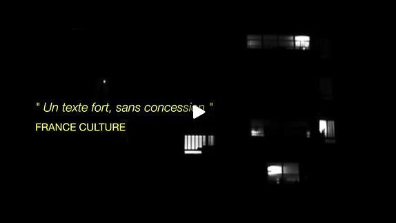 "Vidéo ""Au-Dehors"" d'Alain Ubaldi - Teaser"