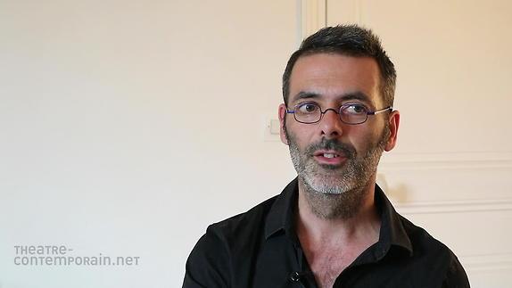 """Image du spectacle Sylvain Renard, """"OpenSpace"""", présentation"""