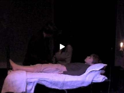 "Vidéo ""Kindertoten Schauspiel"" d'Olivier Dhénin"