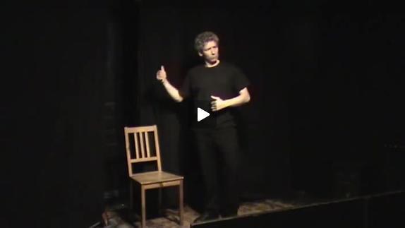 """Vidéo """"De l'air"""" - Laurent Balaÿ, extrait"""