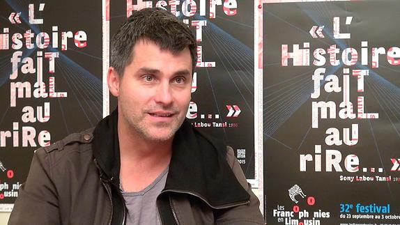 """Vidéo Entretien avec Philippe Ducros pour """"Réserves, phase 1..."""""""