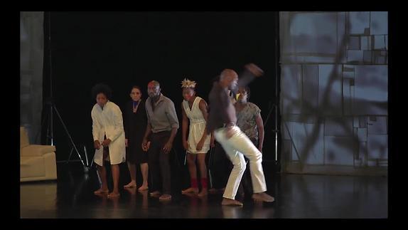 """Image du spectacle Serge Aimé Coulibaly - """"Kalakuta Republik"""" - Extraits"""