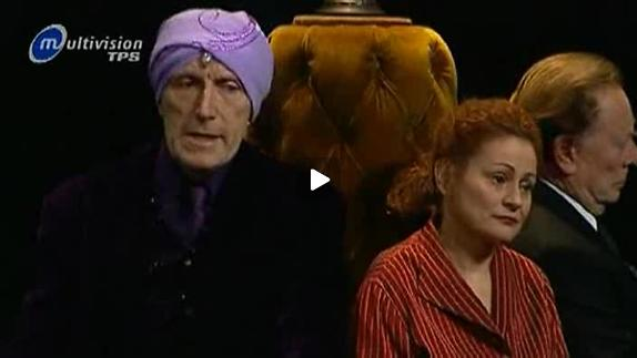 Vidéo Hôtel des deux mondes, m.e.s. Daniel Roussel - Bande-annonce