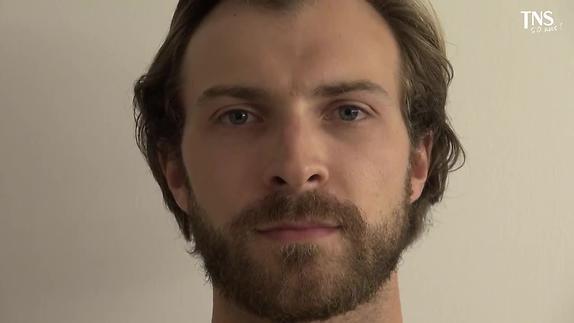 """Vidéo Claudel, """"Partage de Midi"""",  Mathurin Voltz interprète De Ciz"""