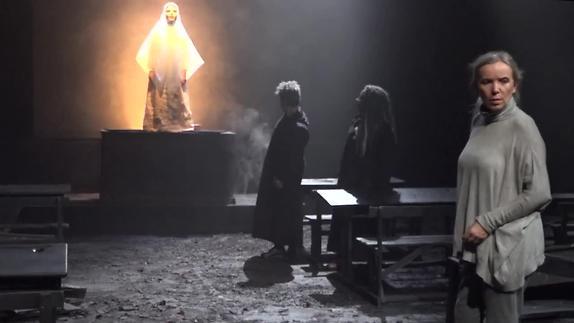 """Vidéo """"Les Hérétiquesé,  Mariette Navarro,  François Rancillac, teaser"""
