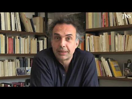 """Vidéo """"Le Méridien"""", un projet de et avec Nicolas Bouchaud - Présentation"""