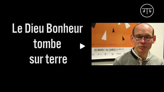 """Vidéo """"Le Dieu Bonheur (+ Greffes)"""" - Les vidéos pédagogiques du TDB"""