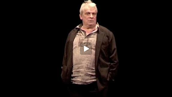 """Vidéo """"Eclats de vie"""" de Jacques Weber, bande-annonce"""