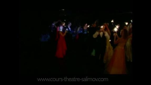 """Vidéo Ecole de théâtre """"Méthode Salimov"""" - extraits choisis 5"""