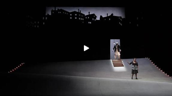 """Vidéo """"L'Oiseau vert"""", m.e.s. Laurent Pelly - Teaser"""