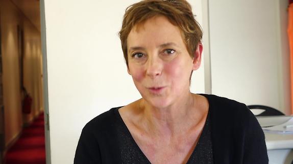 """Vidéo Catherine Baugué, """"Violences"""", présentation"""