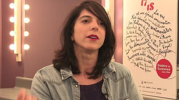 """Vidéo """"Love, Love, Love"""" - Entretien avec Nora Granovsky"""