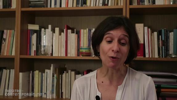 """Vidéo """"66 pulsations par minute"""", Pauline Sales, présentation"""