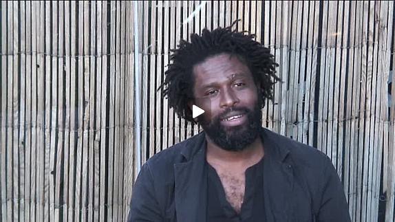 """Vidéo Entretien avec Soeuf Elbadawi pour """"Moroni Blues"""""""