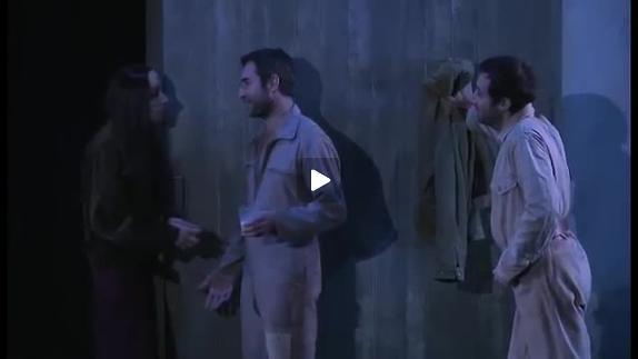 """Vidéo """"Yerma"""", me.e.s. Daniel San Pedro, extraits"""