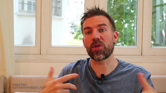 """Vidéo David Paquet, """"Le Brasier"""", les enjeux"""