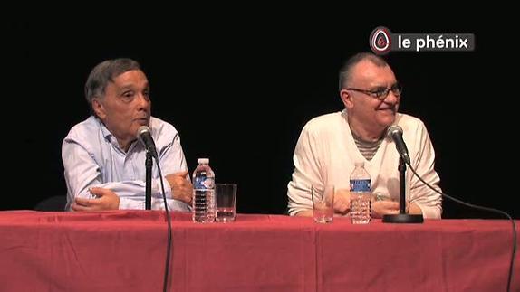 Image du spectacle Histoire(s) du théâtre / Philippe Minyana et Lucien Attoun (4/4)