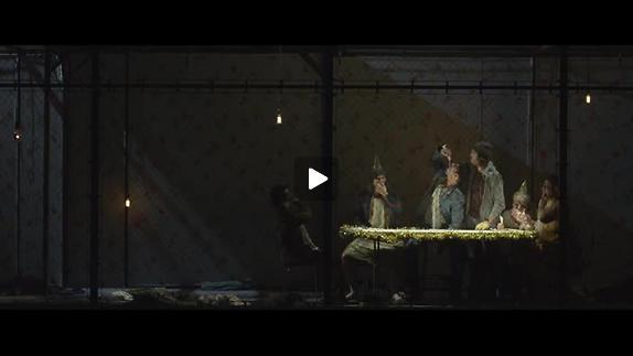 """Vidéo """"Le Dernier Contingent"""", m.e.s. Jacques Allaire - Teaser"""