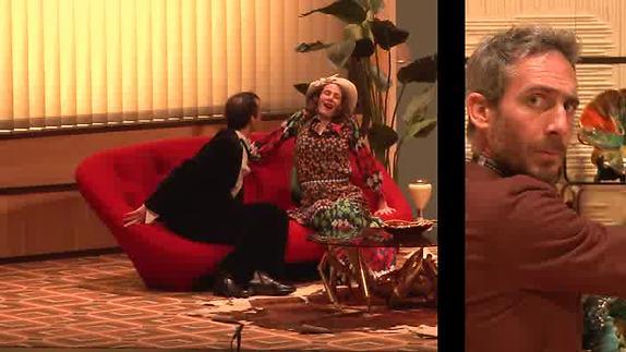 """Vidéo """"Tailleur pour dames"""", m.e.s. C. Gourmelon - Teaser"""
