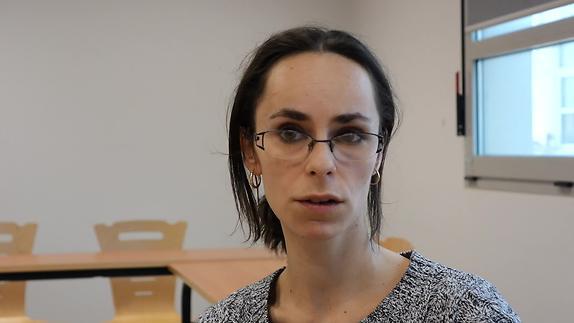 """Vidéo Marylin Mattéi, """"L'ennemi intérieur"""", présentation"""