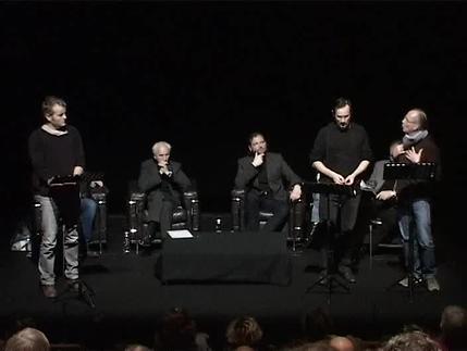 """Vidéo Lecture d'un extrait de """"Puis le silence"""", d'Arne Lygre"""