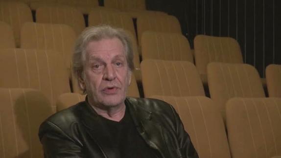 """Vidéo Jean-Paul Wenzel, """"La découverte du théâtre"""""""