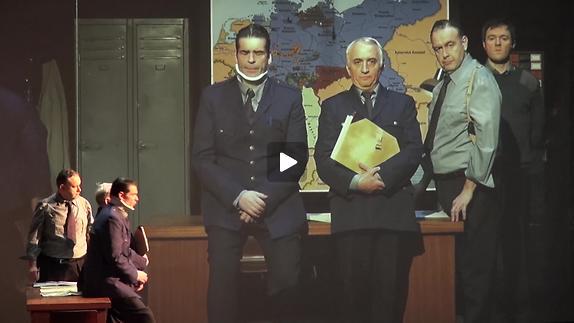 "Vidéo ""Figaro divorce"" m.e.s. Christophe Rauck, extraits"