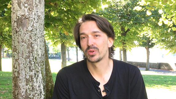"Vidéo Frédéric Sonntag, ""Benjamin Walter"", présentation"