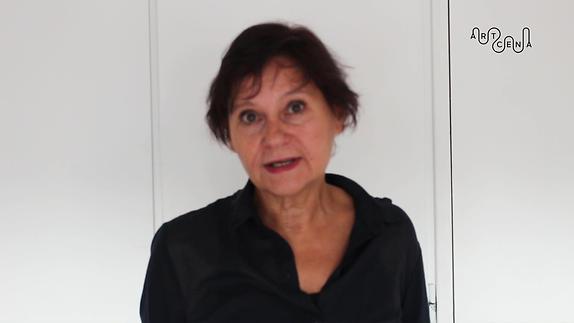 "Vidéo Catherine Benhamou pour ""ANA ou la jeune fille intelligente"""