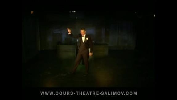 """Image du spectacle """"La Chauve-souris"""" (extr 10), opérette de Johann Strauss fils, Emile Salimov"""