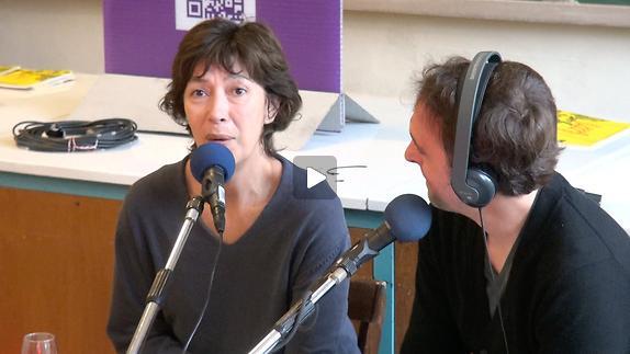 """Vidéo """"Des idées sous les platanes"""" avec Anne Alvaro pour """"Le Prince de Hombourg"""""""