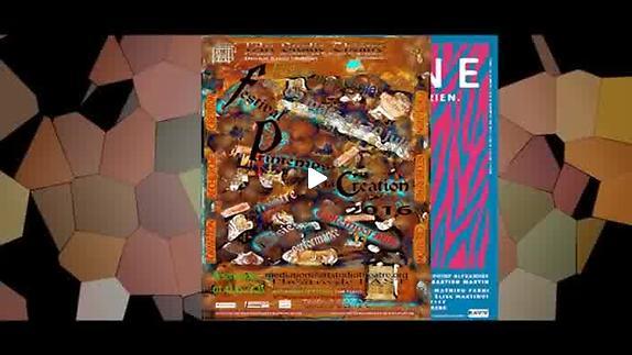"""Vidéo """"Féline"""" - Festival Printemps de la Création 2016"""