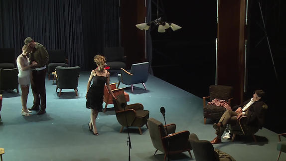 "Vidéo ""Le Mariage de Maria Braun"", extraits"