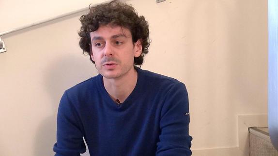 Vidéo Simon Diard / Le premier texte de théâtre