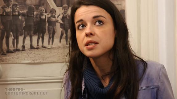"""Vidéo Céline Debecq, """"L'Enfant sauvage"""", l'origine"""