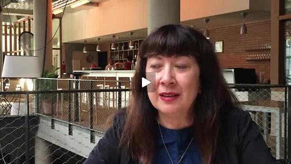"""Vidéo """"Dissidences"""" présentation par Marie Brassard"""