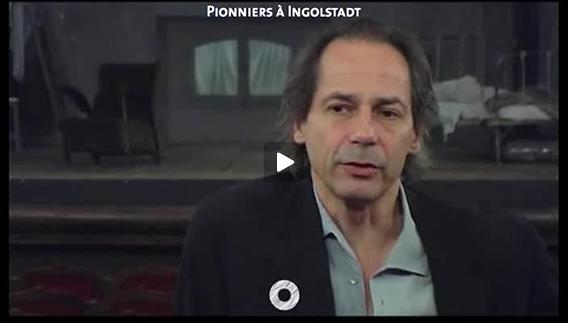 """Vidéo """"Pionniers à Ingolstadt"""", présentation par Yves Beaunesne"""