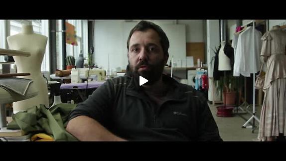 """Vidéo """"Pro vocation"""" de Árpád Schilling, entretiens et extraits"""