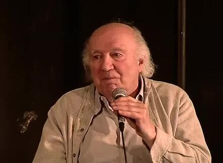 Image du spectacle Rencontre avec Michel Piccoli