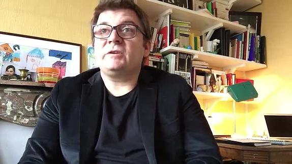 Vidéo Entretien avec Sylvain Levey