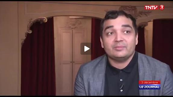 "Vidéo ""L'Île du rêve"", m.e.s. Olivier Dhénin - Reportage Tahiti Nui Télévision"