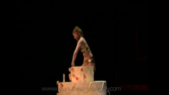 """Vidéo Ecole de théâtre """"Méthode Salimov"""" - extraits choisis 7"""