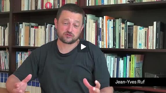 """Vidéo """"Les Trois soeurs"""" - Entretien avec Jean-Yves Ruf"""