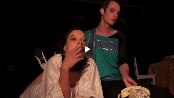 """Vidéo """"Les Larmes Amères de Petra von Kant"""", m.e.s. C. Grolleau - Teaser"""
