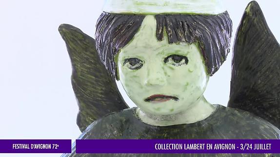 Image du spectacle Les veilleurs - Collection Lambert