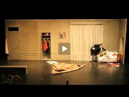 Vidéo Le Précepteur, m.e.s. Mirabelle Rousseau, extrait