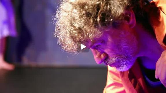 """Vidéo """"Mer"""" - Cie la lune blanche - Teaser"""