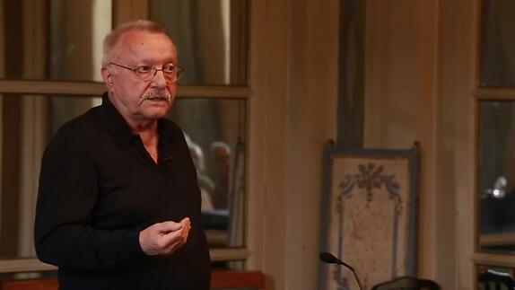Image du spectacle Conversation avec Jean-Pierre Vincent - Festival Théâtre en mai 2015